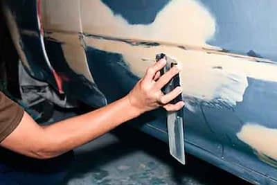 servicios reparacion restauracion carroceria coche clasico antiguo en Valencia