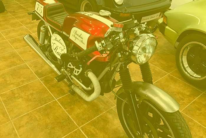 Restauracion de Motos antiguas clasicas de epoca en Valencia · ARG Restauracion c