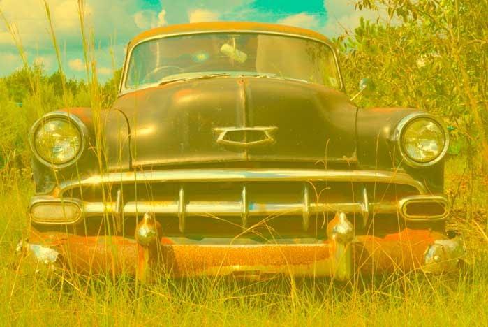 restauracion de coches abandonados en valencia · ARG Restauracion e