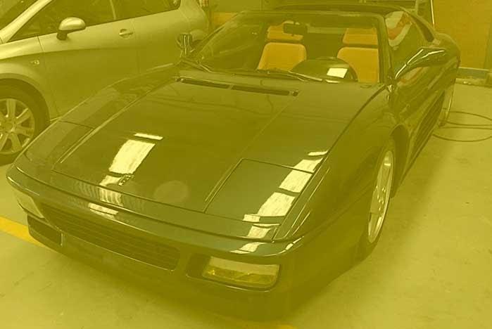 trabajos servicios de restauracion de coches autos deportivos en valencia · ARG Restauracion y