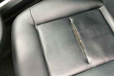 restauracion tapizado de asientos de coches autos en valencia · ARG Restauracion