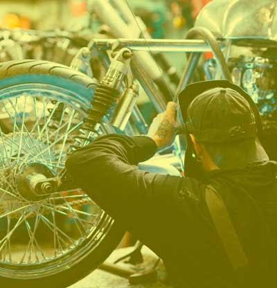 ARG Restauracion de Vehiculos Motocicletas en Valencia