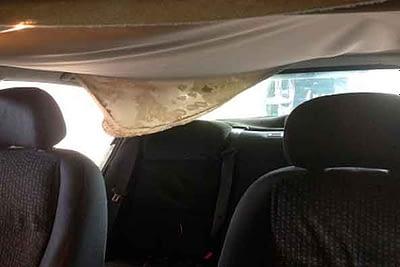 servicios reparacion restauracion techos coche clasico antiguo en Valencia